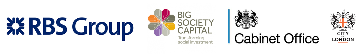 RBS Group - Big Society Capital - Cabinet Office - City Bridge Trust, the City of London Corporation's charity